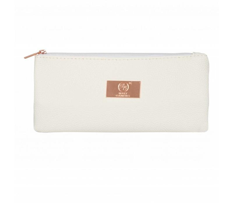 Boozy Cosmetics Rose Gold Small Pouch