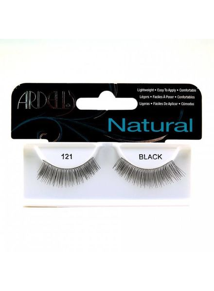 Ardell Lashes Ardell Natural Lashes 121 Black