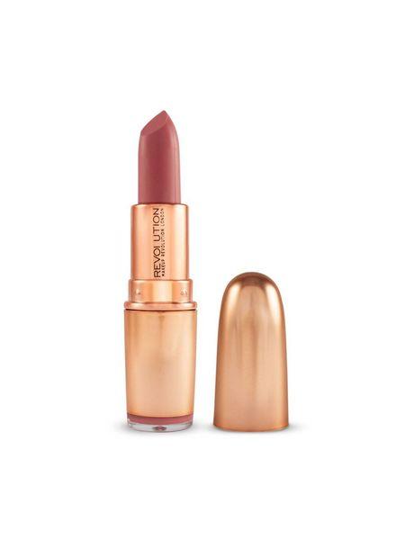 Makeup Revolution Iconic Matte Nude Revolution Lipstick Lust
