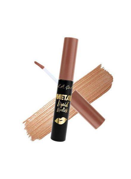 LA Girl Cosmetics LA Girl Metal Liquid Lipstick Champagne
