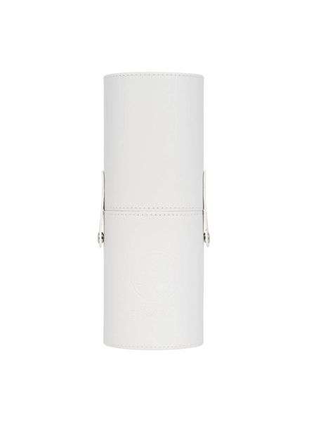 Boozy Cosmetics Oval Brush Cup Holder White