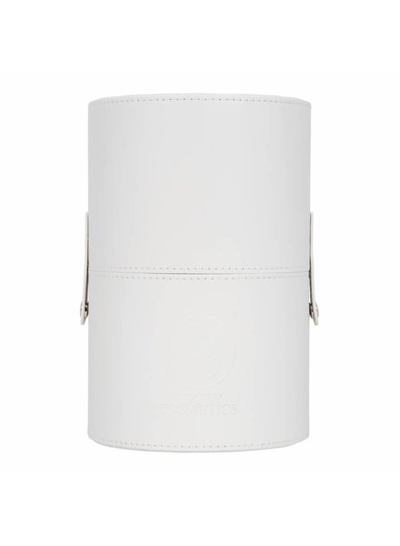 Boozy Cosmetics Large Brush Cup Holder White