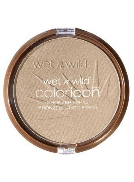 Wet n Wild Wet 'n Wild Color Icon Bronzer SPF 15 Reserve Your Cabana