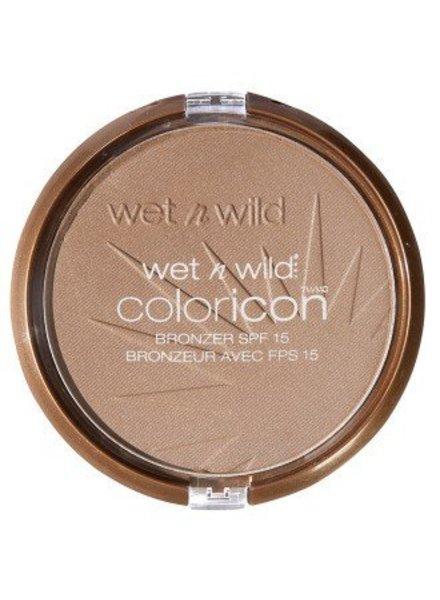Wet n Wild Wet 'n Wild Color Icon Bronzer SPF 15 Ticket to Brazil