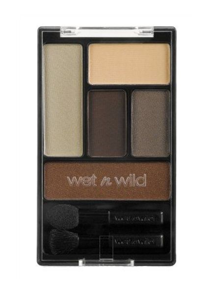 Wet n Wild Wet 'n Wild Color Icon Eye Shadow Palette The Naked Truth