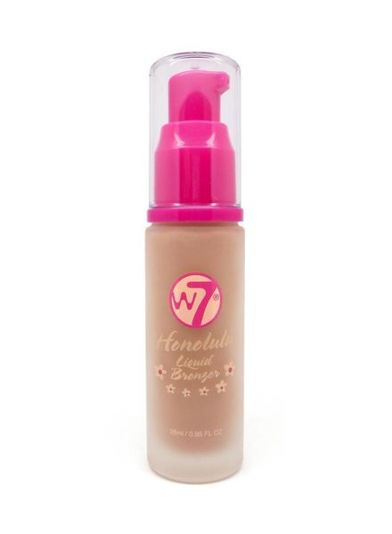 W7 W7 Honolulu Liquid Bronzer