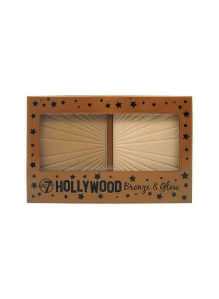 W7 Hollywood Bronze en Glow
