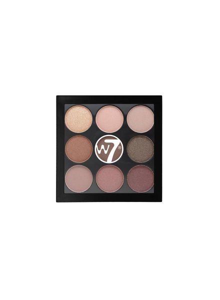W7 Naughty Nine Palette Summer Nights