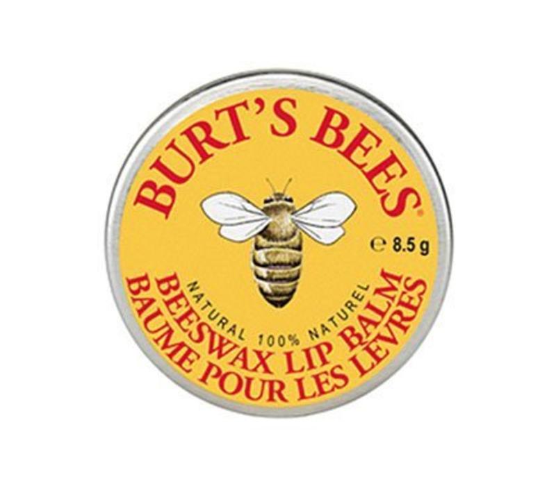 Burt's Bees Beeswax Lip Balm Tin