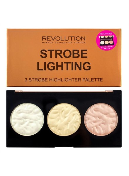 Makeup Revolution Makeup Revolution Strobe Lightening Palette