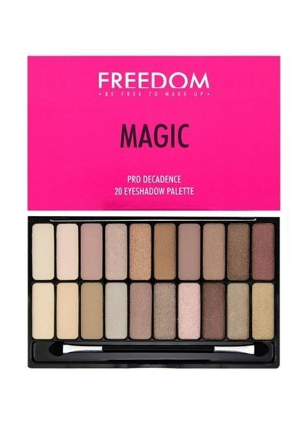 Freedom Makeup London Freedom Pro Decadence Palette Magic