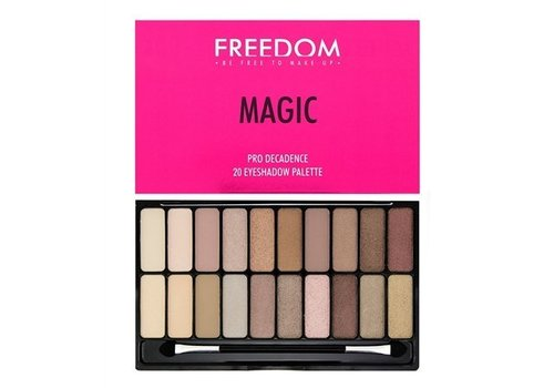 Freedom Makeup London Magic Palette