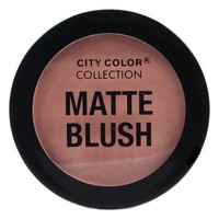 City Color Matte Blush Natural