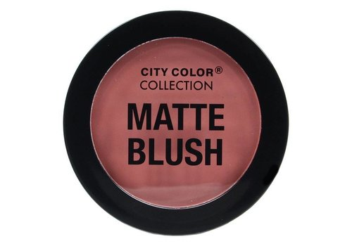 City Color Matte Blush Blossom