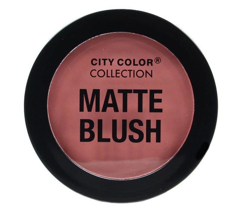 City Color Matte Blush Blossom