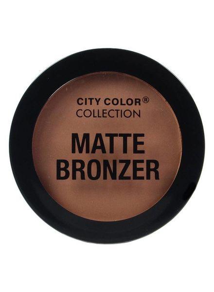 City Color City Color Matte Bronzer Copper