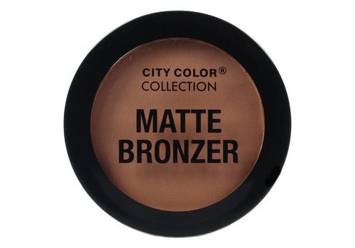 City Color Matte Bronzer Copper
