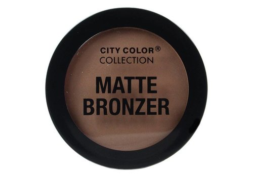 City Color Matte Bronzer Espresso