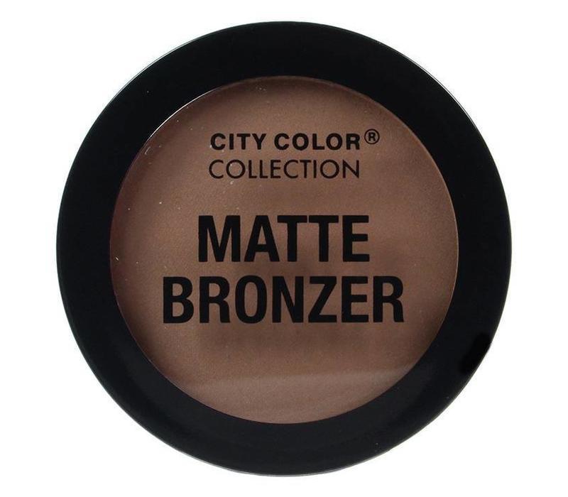 City Color Matte Bronzer Espresso
