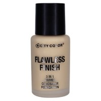 City Color Flawless Finish 3-in-1 Foundation Natural