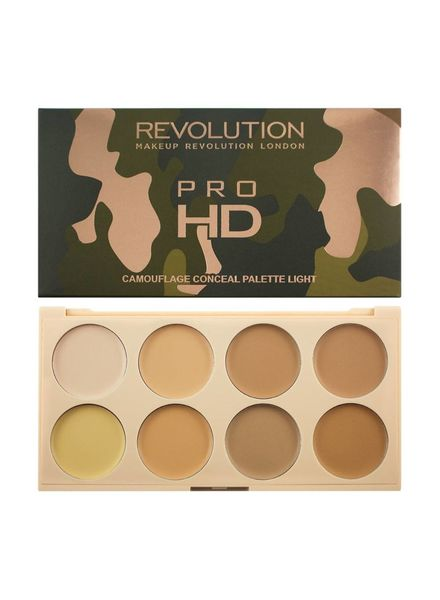 Makeup Revolution Makeup Revolution Pro HD Camouflage Light