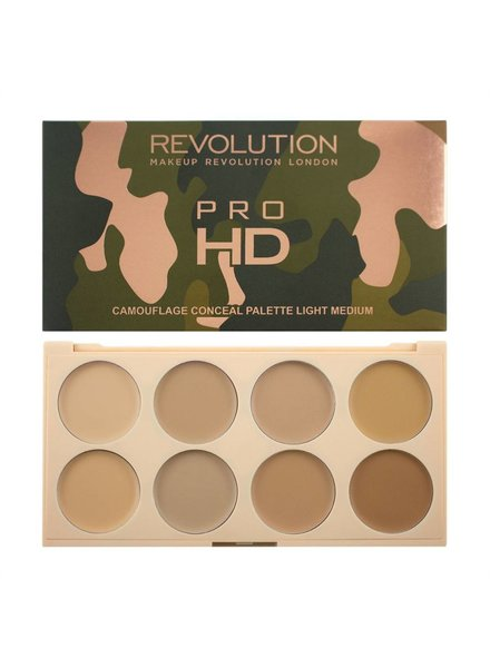 Makeup Revolution Makeup Revolution Pro HD Camouflage Light Medium