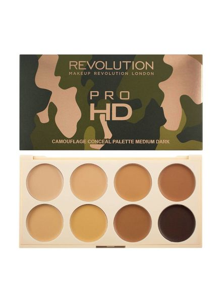 Makeup Revolution Makeup Revolution Pro HD Camouflage Medium Dark