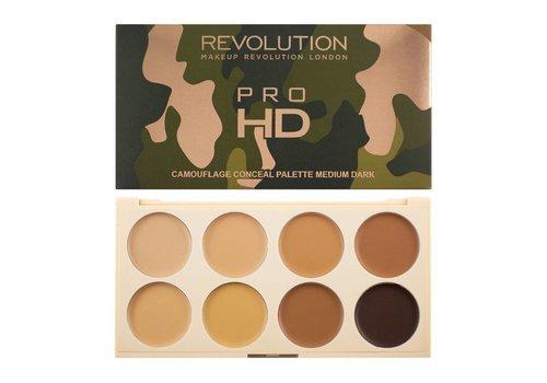 Makeup Revolution Pro HD Camouflage Medium Dark
