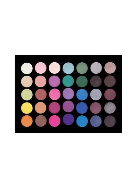 Crown Brush Crown Brush 35 Colour Smoke it Out too Eyeshadow Palette