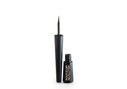 Makeup Revolution Liquid Eyeliner Waterproof Black