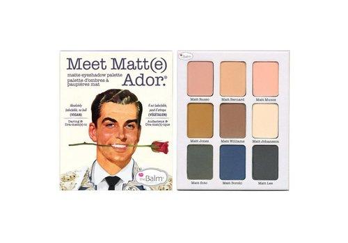 TheBalm Meet Matte Ador Palette
