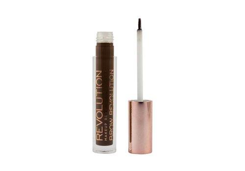 Makeup Revolution Brow Revolution Dark Brunette