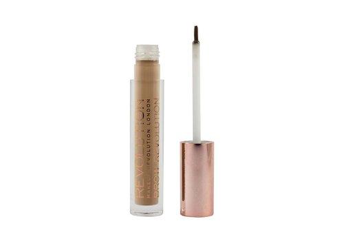 Makeup Revolution Brow Revolution Medium Brown