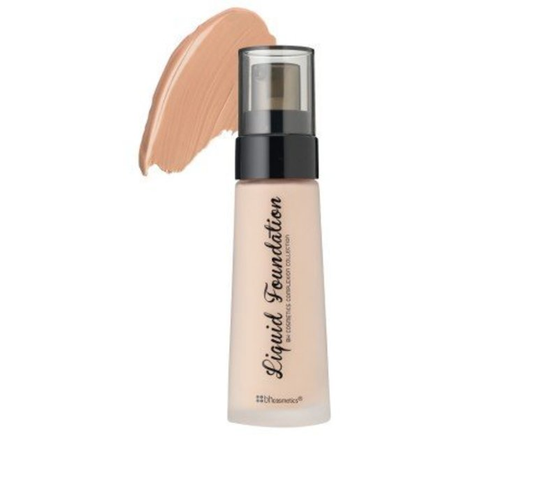 BH Cosmetics BH Liquid Foundation Light Olive