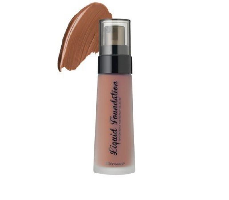 BH Cosmetics BH Liquid Foundation Deep Cocoa