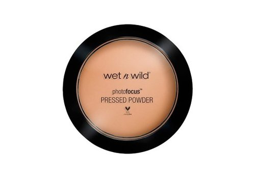 Wet n Wild Photo Focus Pressed Powder Golden Tan
