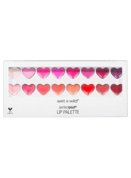 Wet n Wild Wet 'n Wild LipGloss Palette From Heart to Finish