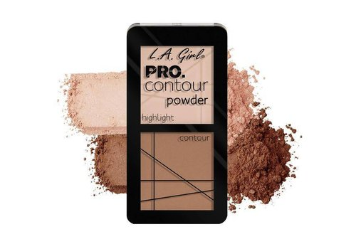 LA Girl Contour Powder Fair