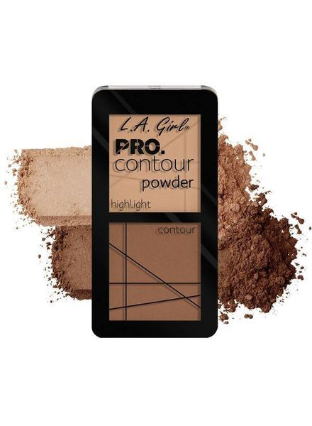 LA Girl Cosmetics LA Girl Pro Contour Powder Medium