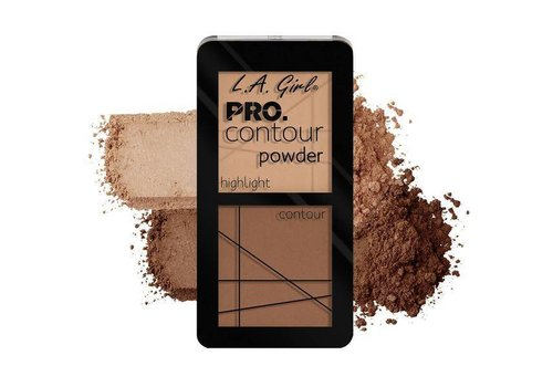 LA Girl Contour Powder Medium