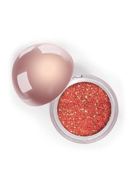 LA Splash LA Splash Crystalized Glitter Fuzzy Flamingo