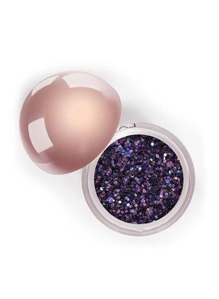 LA Splash LA Splash Crystalized Glitter Bachelorette Blush