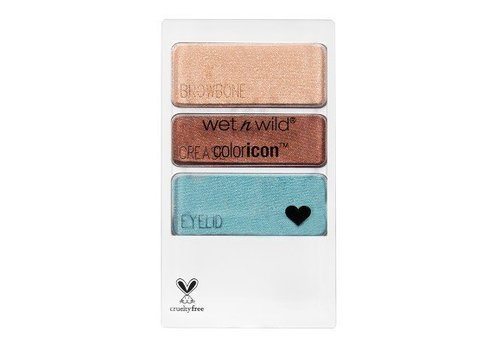 Wet n Wild Wet 'n Wild Color Icon Eyeshadow Trio Will You Marina Me