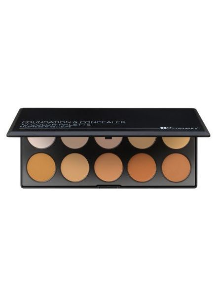 BH Cosmetics BH Cosmetics Foundation & Concealer Palette 1