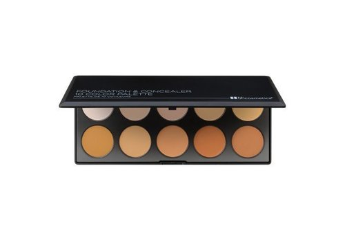 BH Cosmetics Foundation & Concealer Palette 1