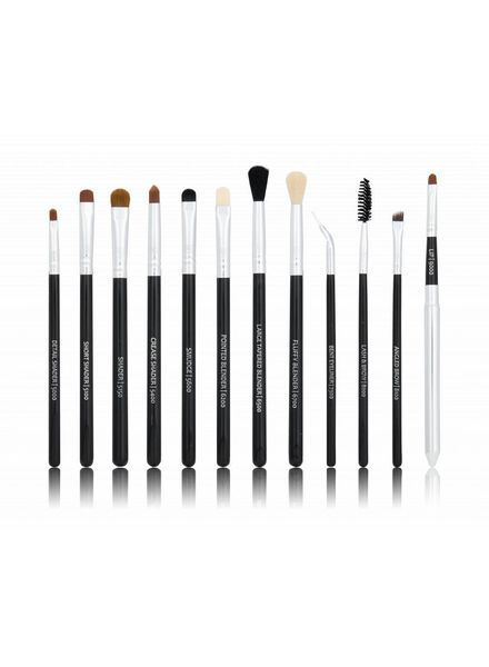 Boozy Cosmetics Boozy Cosmetics BoozyBrush 12 pc Advanced Eye & Lip Set