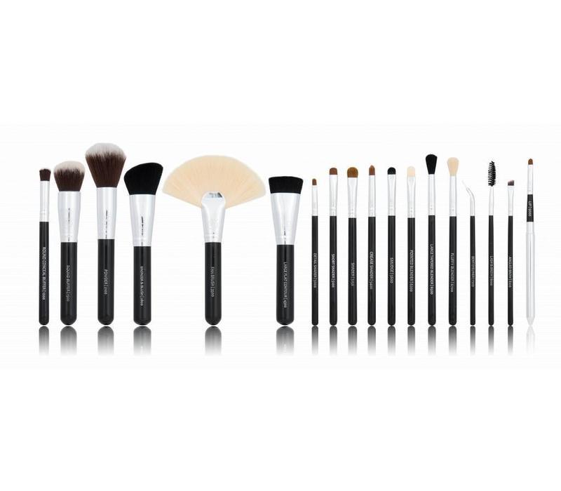 Boozy Cosmetics BoozyBrush 18 pc Advanced Set