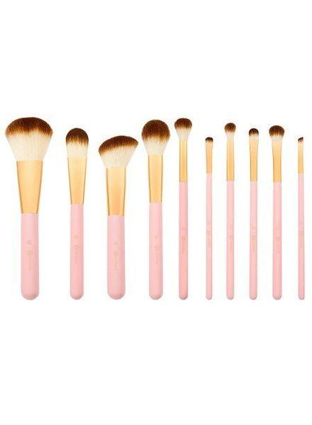 BH Cosmetics BH Cosmetics Pink Perfection 10 Piece Brush Set
