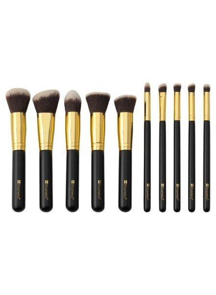 BH Cosmetics BH Cosmetics Sculpt and Blend 10 Piece Brush Set