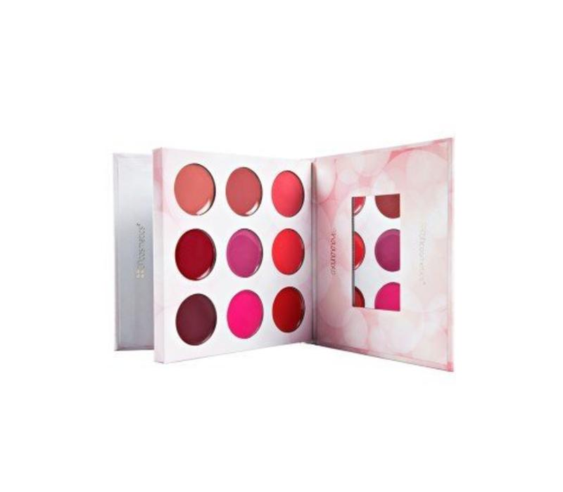 BH Cosmetics Shaaanxo 18 Color Eyeshadow & Lipstick Palette